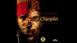 Chronixx - Champion (Official Audio) | Dancehall 2013 | 21st Hapilos