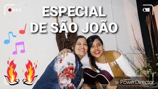 """Iva Benjamim """"XOTE DAS MENINAS"""" Luiz Gonzaga (COVER) PART. Emanuelle Lima"""