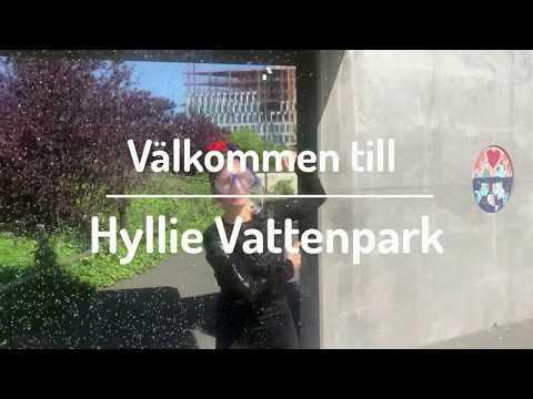 Kom till Hyllie Vattenpark!