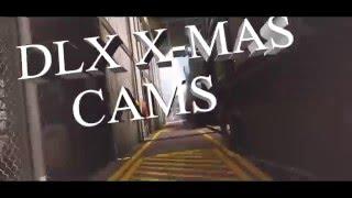 DLX Christmas Cams