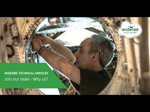 Widerøe Technical Services - join our team!