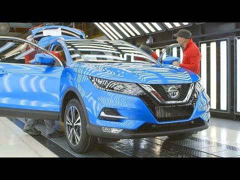 Nissan Qashqai (2018) PRODUCTION