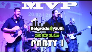 MVP @ Mixer House | Belgrade4Youth 2015