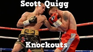 Scott Quigg - Highlights / Knockouts