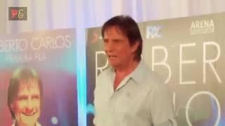 ROBERTO CARLOS - SESION DE FOTOS - MEXICO - PRIMERA FILA - ALBUM