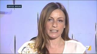 Lucia Borgonzoni (Lega Nord): 'Conto sui voti del MoVimento 5 Stelle'