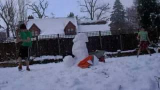 Louis & Llama Snow Day Special :)