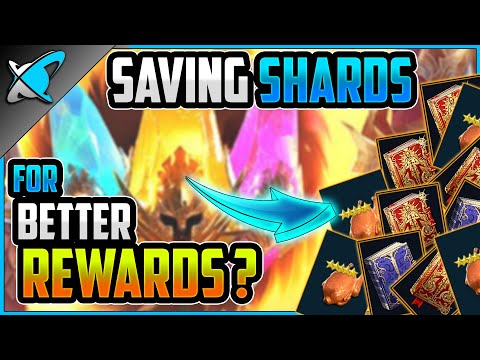 HOW I USE SHARDS | From HOARDING to ALL-IN ! | RAID: Shadow Legends