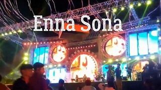 Enna Sona | Arijit Singh Live In Surat 2017 | Soulful Voice | Arijit Singh's Best Concert | Ok Jaanu