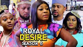 ROYAL DESIRE SEASON 6 (Trending New Movie HD)Destiny Etiko 2021 Latest Nigerian Nollywood  Movie