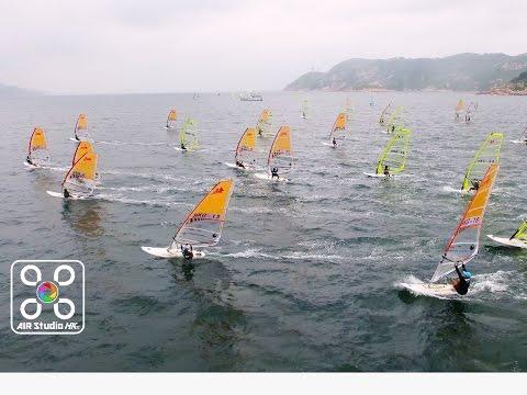 SAMSUNG 第60屆體育節滑浪風帆賽賽事精華 SAMSUNG 60th Festival of Sport Regatta Highlights [4K] - YouTube