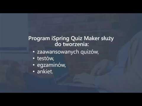 Jak tworzyć interaktywne quizy, testy i ankiety w programie iSpring Quiz Maker?