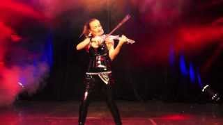 Smooth Criminal - Michael Jackson (Angie Violin)