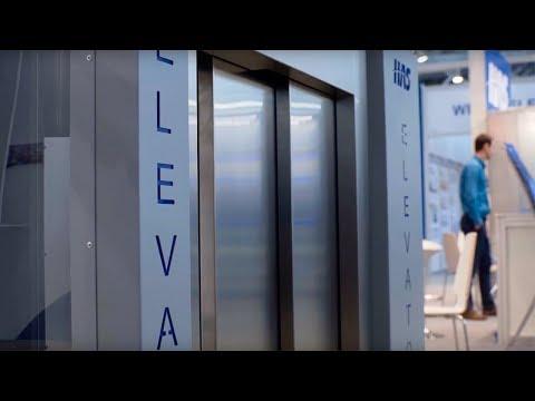 В Москве показали лифты нового поколения photo