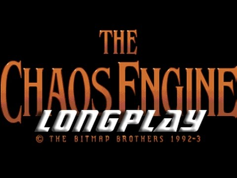 The Chaos Engine (Commodore Amiga) longplay