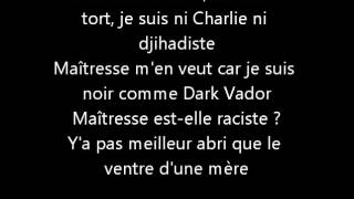 Damso   Graine de sablier {Paroles Lyrics}