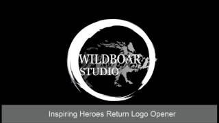 Inspiring Heroes Return Logo Opener ( Royalties Free Music)