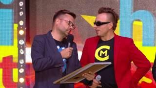 CZADOMAN - ZŁOTA i PLATYNOWA PŁYTA - POLO TV HIT FESTIWAL