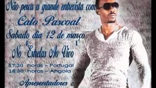 Calo Pascoal Dia 12 De Marco Na Radio Cultura Angolana