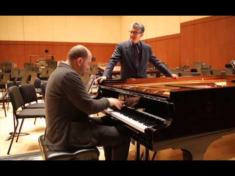 Evans's Corner: Conversation with Pianist Kirill Gerstein