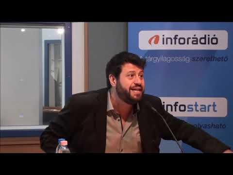 InfoRádió - Aréna - Puzsér Róbert - 1.rész - 2019.03.25.