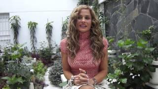 Aura Cristina Geithner en los Premios Linda Villarraga 2013