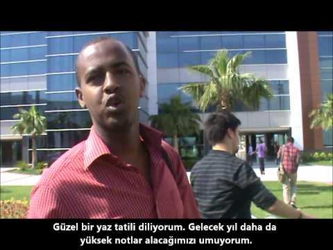 Gediz Civil Engineering - Testimonials 2012
