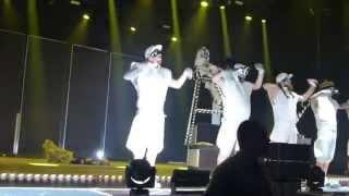 """DEICHKIND """"Bon Voyage"""" - live am 18.04.2015 in der Jahrhunderthalle, Frankfurt"""