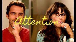Nick and Jess \\ Attention [S1]