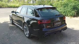 LOUDEST RS6 Ever?! – Audi RS6 C7 with Fi Exhaust System