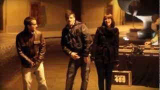 Cuss feat Cálculo,Alice e Dj Flip - Deixa-me (Videoclip) (2012)