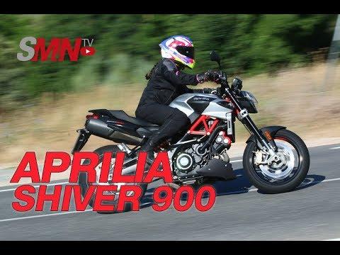 Prueba Aprilia Shiver 900 2018 [FULLHD]
