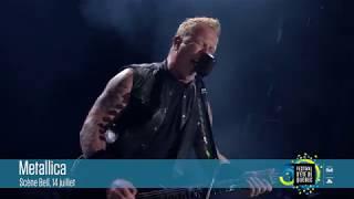 Metallica live - FEQ 2017