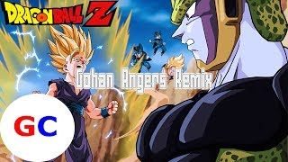 Dragonball Z Gohan Angers Remix