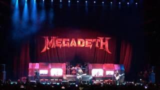 Megadeth - Symphony of Destruction - Ozzfest 2016