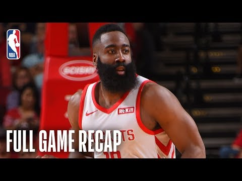 KINGS vs ROCKETS | James Harden Shines With A 50-Point Triple-Double | March 30, 2019