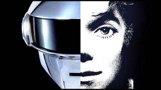 Daft Punk - Get Lucky - Michael Jackson singing