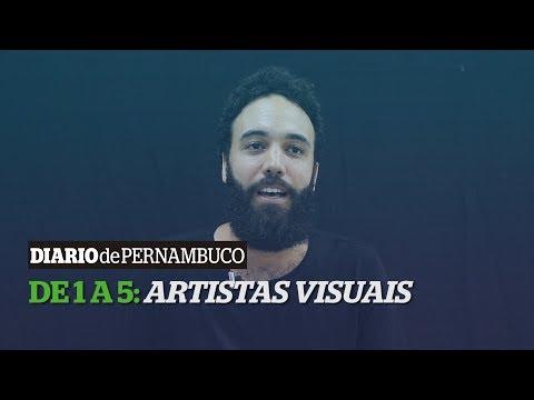 De 1 a 5: Artistas visuais referência para Tiago West