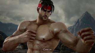 2739 - Tekken 7 - Coouge (Jin) vs Mannie-Pas (Master Raven)
