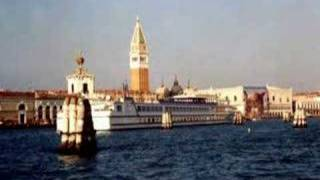 Venetianisches Gondellied (Venetian Boat Song) and Venice