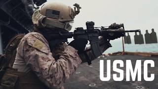 US Marine Tribute || Hey Brother ||
