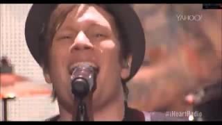 Fall Out Boy - Light Em Up Live Iheartradio 2015