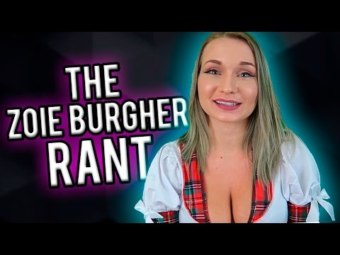YouTube Age-Restriction System Is Broken (The Zoie Burgher Rant)