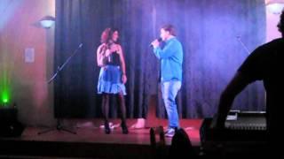 Tomáš Savka a Markéta Procházková - muzikálový večer 1.9. 2012