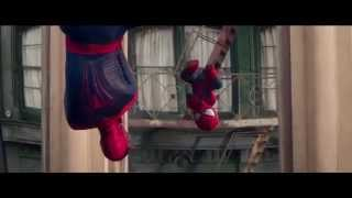 The Amazing Spider-Man 2 - evian Commercial