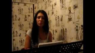 I`m like a bird - Nelly Furtado (acoustic cover)