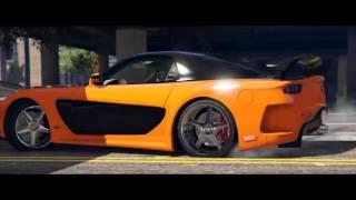 GTA 5   Tokyo Drift Montage [Epic momenty]