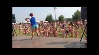 BABY DANCE - BLU PARADISE ACQUAPARK ORBASSANO - CHU CHU UA