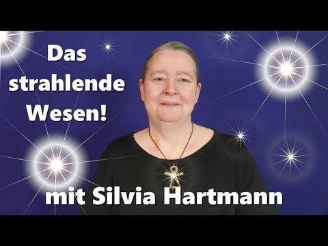 Das strahlende Wesen! mit Silvia Hartmann