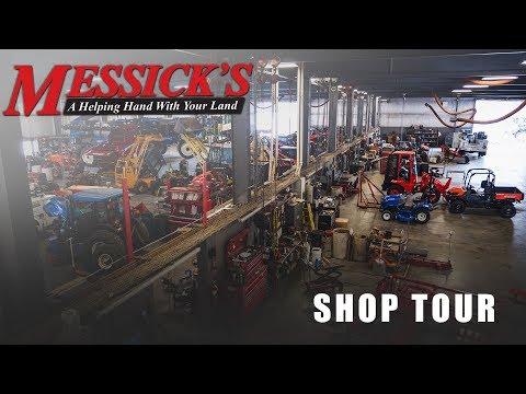 Messick's 40,000 sq/ft Equipment Shop Tour | Elizabethtown, PA. Picture